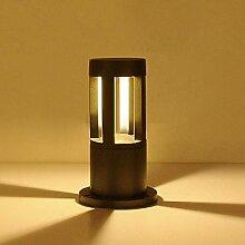 Ailtb Poteau Moderne créatif borne Lumineuse IP55
