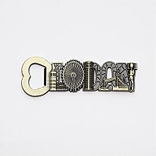 aimant, Ouvre-bouteilles 3D Magnets de