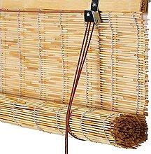 AINUO Stores enrouleurs en bambou naturel, stores