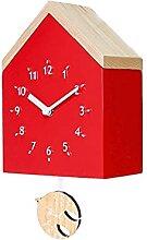 AIOJY Horloges Murales pour Salle De Séjour