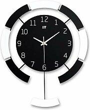 Aiong Horloge Murale, réveil numérique