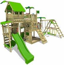 Aire de jeux Portique bois PacificPearl avec