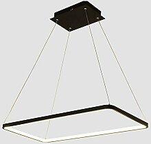 AIRUI Rectangle Suspension LED Linéaire