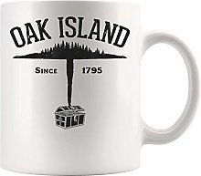 ak Island Island and Treasure Gift - Cadeau de