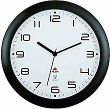 Alba HORNEWRC N Horloge Radio Pilotée Noir 30 x
