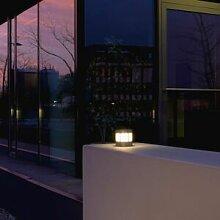 albert Borne lumineuse sur socle à LED, 620326