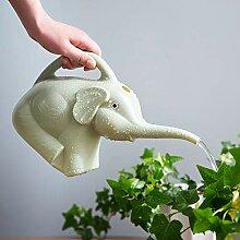 Aléatoire Couleur Jardin Elephant Arrosoir 2