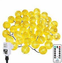 ALED LIGHT Guirlande Lumineuse LED, 12m 40 LEDs