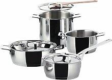 Alessi Ajm100s7 Pots&pans Marmite (Ajm100/20),