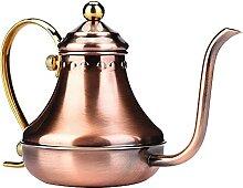 ALEXHAN Bouilloire Pot - Durable Antique Café