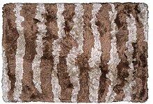 Alfombrista zancara zèbre–Tapis 142 x 26 x