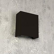 ALICE Applique murale carrée pour intérieur en