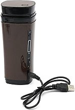 Aliciashouse Heater Portable USB auto agitation