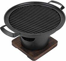 Alinory Barbecue portatif au Charbon de Bois,