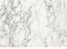 ALKOR Film adhésif décoratif imitation marbre -