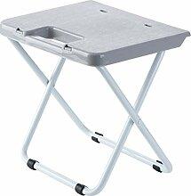Allayu Tabouret Pliable Portable Chaise Pliante en
