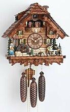 Allemand Horloge coucou (de la Forêt Noire) avec