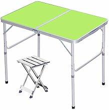 Alliage D'aluminium Table Pliante, Pour