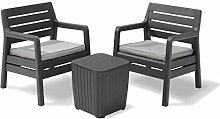 ALLIBERT 221540 Lounge Delano Balcony,