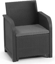 ALLIBERT by KETER - Fauteuil SanRemo - imitation
