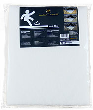Allotapis - Antidérapant pour tapis Blanc 70x140