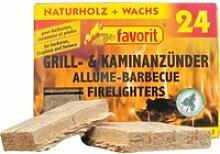 Allume barbecue 24 bâtonnets