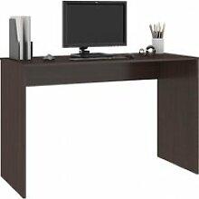 ALLURE - Bureau classique 129x79x50 cm - Design