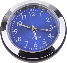 Almencla Mini Horloge pour Voiture,Petite Voiture