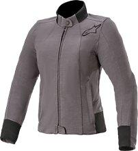 Alpinestars Banshee, femmes veste textile - Gris -