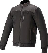 Alpinestars Café Track, veste textile - Noir - M