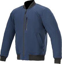 Alpinestars Idol, veste textile - Bleu/Noir - XXL