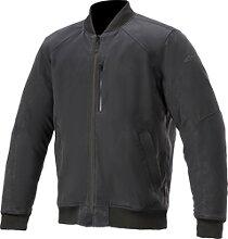 Alpinestars Idol, veste textile - Noir - M