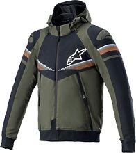 Alpinestars Sektor V2 Tech, veste textile - Gris