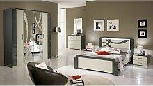 Altobuy - MOON - Chambre Complète 140x190cm