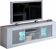 Altobuy - NEVADA GRIS - Meuble TV