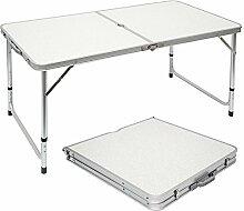 AMANKA Table de Camping Pique-Nique Pliable