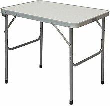 AMANKA Table de Camping Portable Pliante en