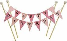 Amazing Buntings,Happy Birthday,Décoration de
