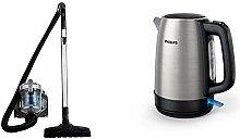Amazon Basics Aspirateur cylindrique sans sac,