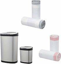 Amazon Basics Sacs Poubelle, 50-60 litres, 40 Sacs