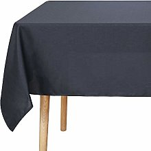 Amazon Brand - Umi Nappe de Table Rectangulaire