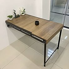 AMC Funiture Petite table pliante multifonction
