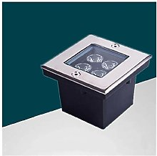 AMDHZ Spot LED Encastrable Exterieur Carré LED
