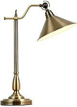 American Country Retro Table Lampe Creative
