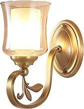 American Simplicity Slip Lampe murale Simple