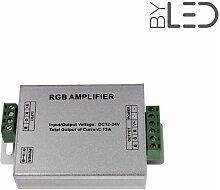 Amplificateur RGB spot et ruban LED