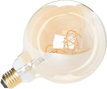 Ampoule Globe or taille XL