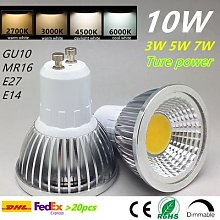 Ampoule halogène E14 Mr16, projecteur, GU10, E27,