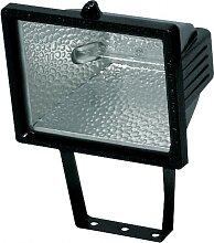 Ampoule halogène strahler 400 W IP 54, noir