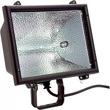 Ampoule halogène -Strahler PROFI IP65 1500 W avec